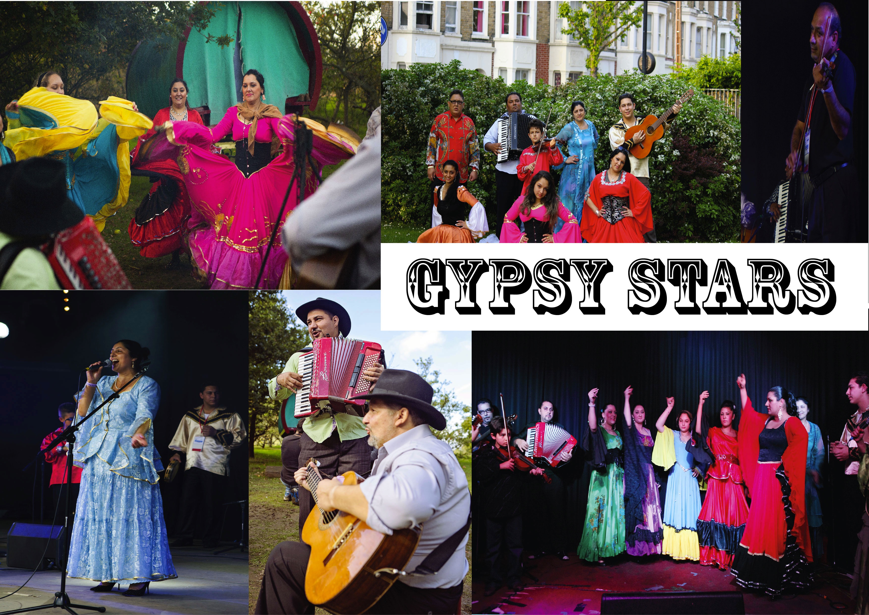 Gypsy Stars Promo