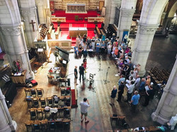 Four Choirs Recording Session
