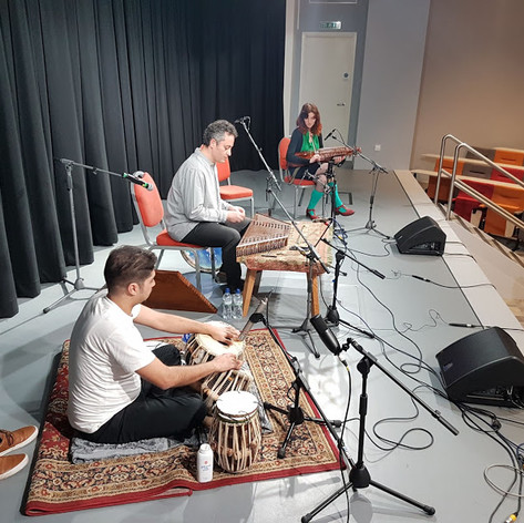 Peyman Heydarian & Friends