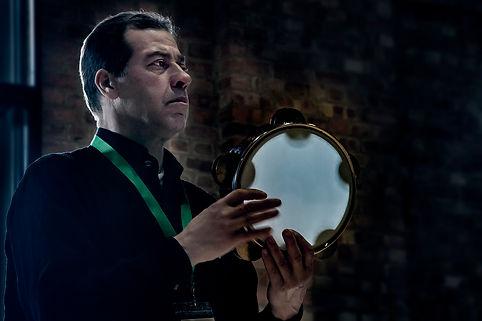 17 Syrian percussionist col  .jpg