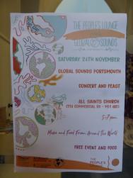 Global Sounds Portsmouth.