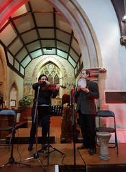 Village Of Sanctuary Concert: Featuring Raghad Haddad and Jamal and Alaa.