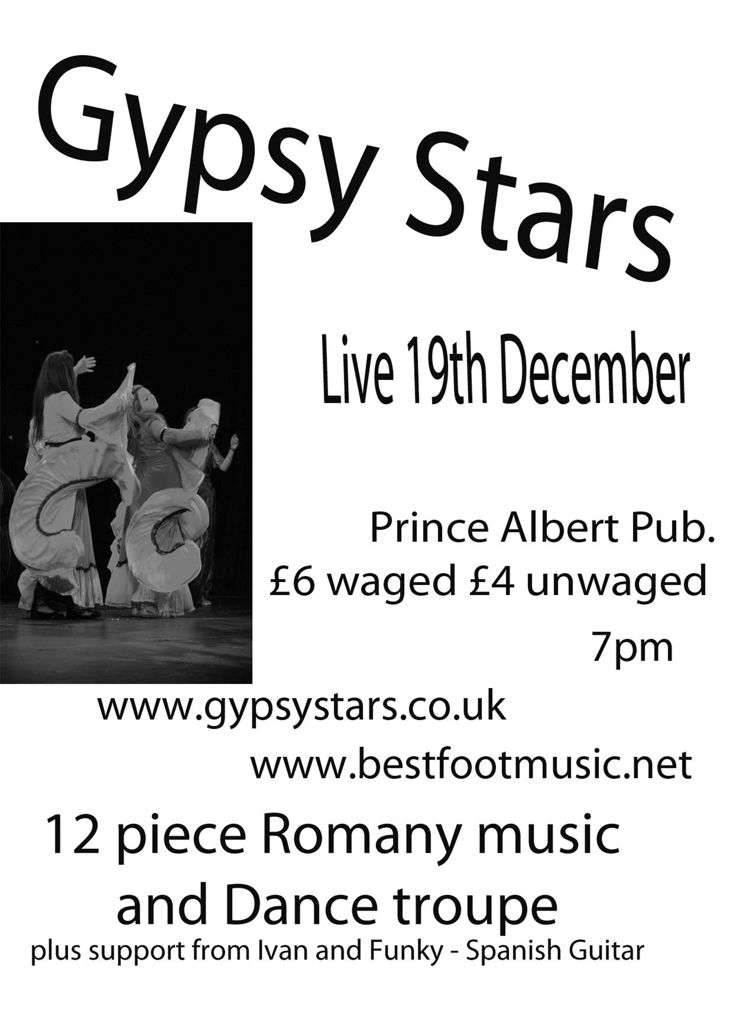 Gypsy Stars 2010