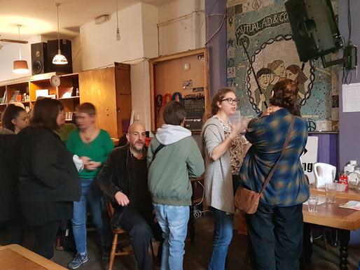 Maté Café: November 3rd 2019