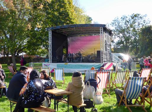 Journeys Festival International: Portsmouth. 27 October 2018