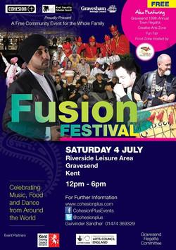 Fusion Festival Poster 2015
