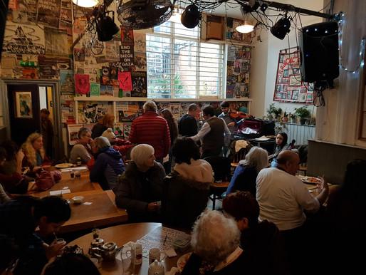 Maté Café: November 4th. 2018
