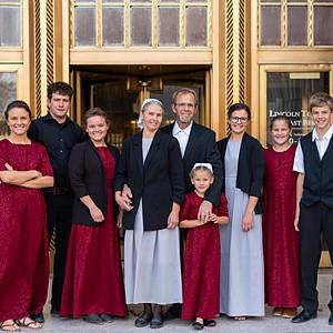 Lengacher Family