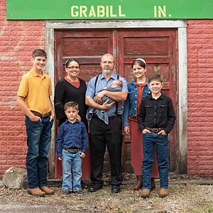 Delegrange family