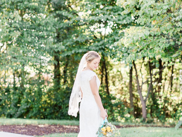 6 Places to Find Modest Wedding Dresses
