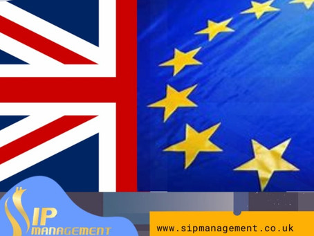 The impact of BREXIT on IP in the United Kingdom