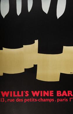 Willys Wine Bar