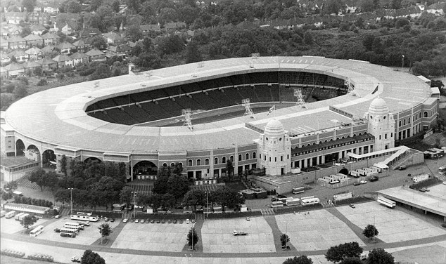 Old Wembley