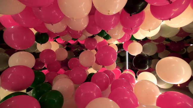 Kate Spade - 'We are joy' pop up party