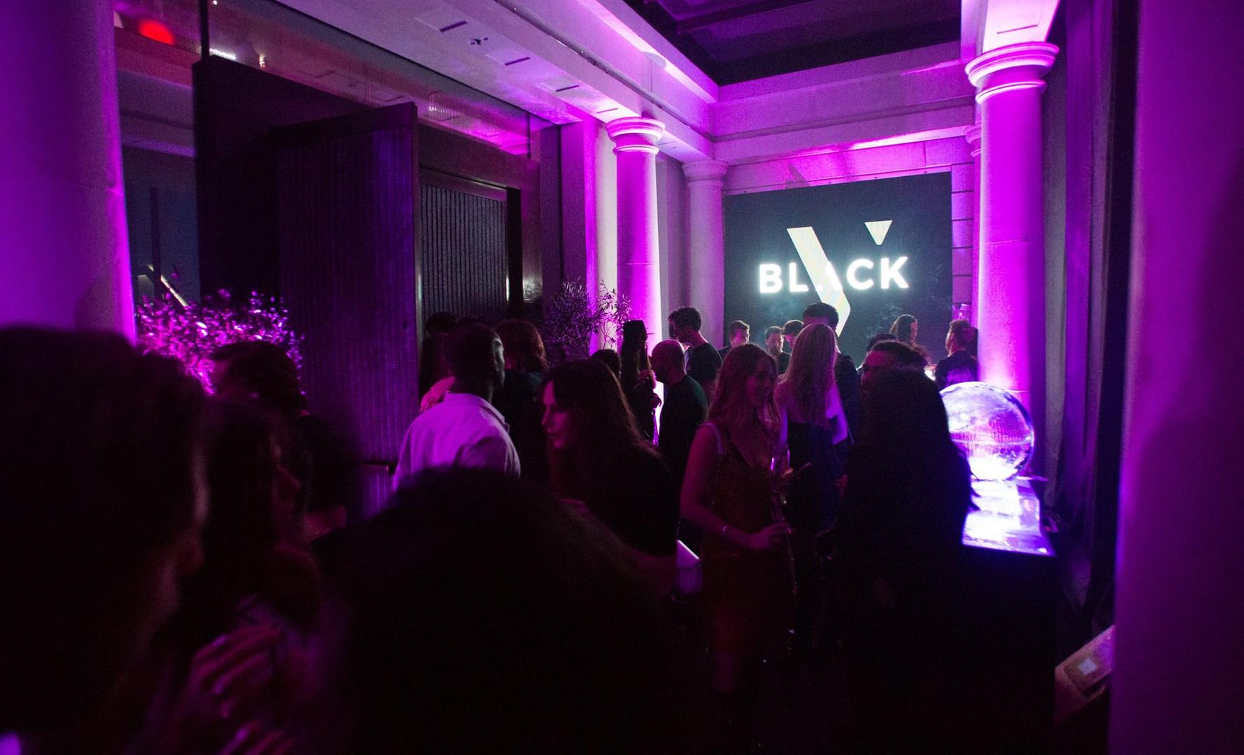 Velocity Black London Fashion Week Closing Party