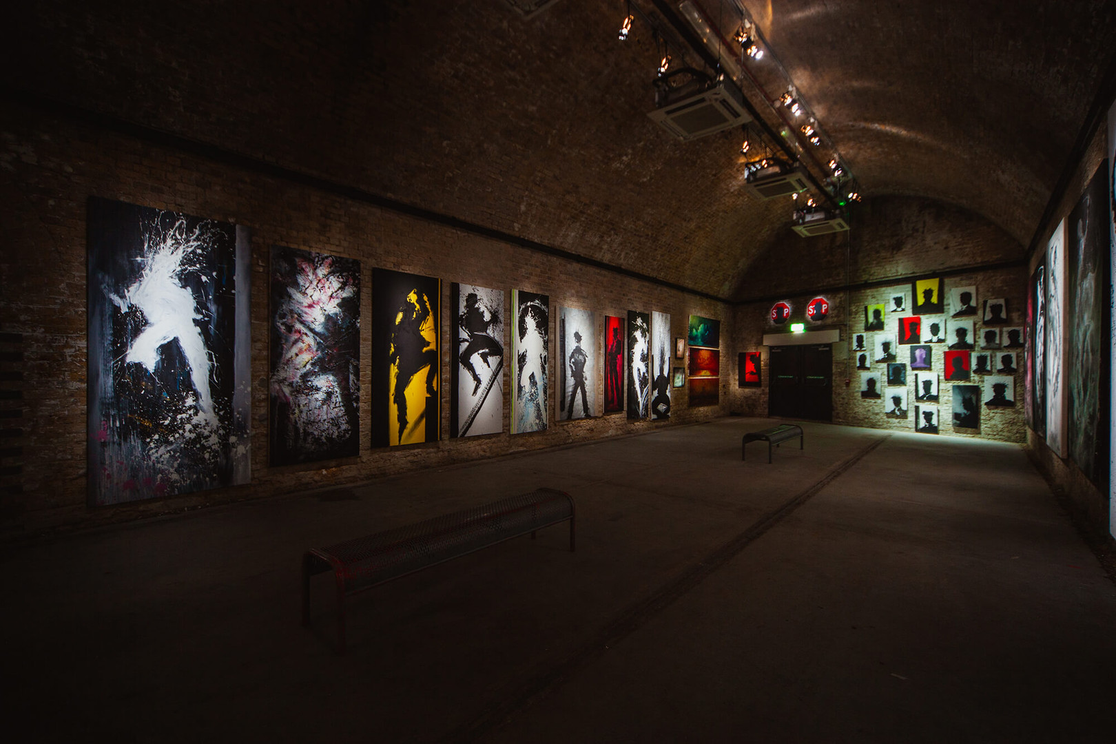 Richard Hambleton's Private Preview and After Party