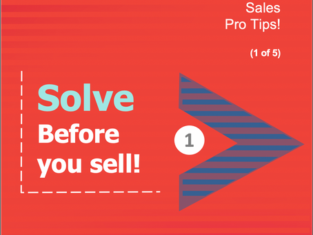 5 sales principals to maximise 📈 outcomes in a sales meeting...