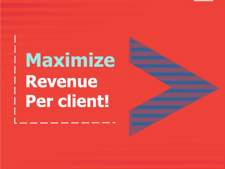 Are you working harder 🧗♂️ than required to sustain or increase your revenue?