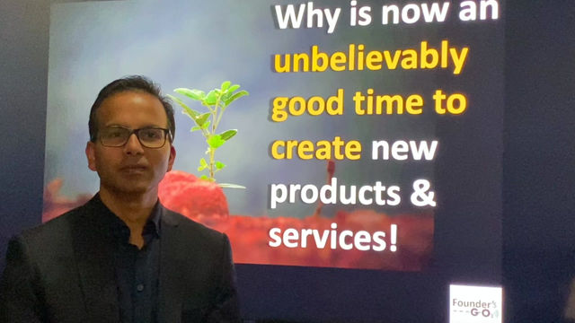 Why now 👇, YES right now is an unbelievably good time 👌🕗 to create new products & services 🎁?