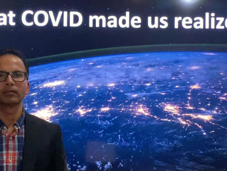Every incident has hidden lessons in it. COVID is no different...