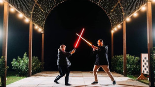 So why do they call me Yoda of Weddings?