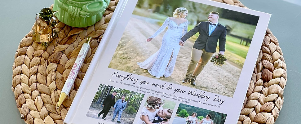 Special - Everything you need for your Wedding Day