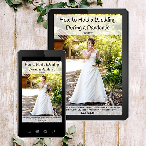 How to Hold a Wedding During a Pandemic