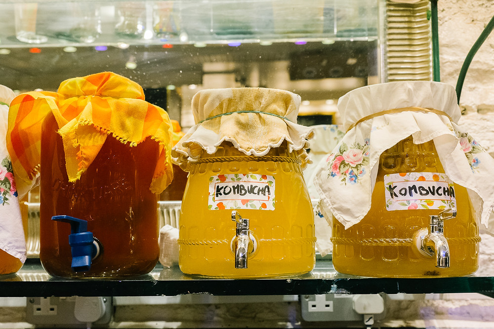 Kombucha: The elixir of life