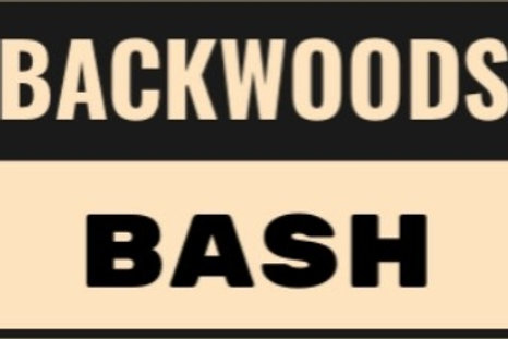 1 Ticket to the Backwoods Bash