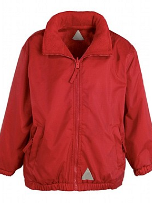 Red Rev. Coat (Plain or with Thornton Hough Logo)