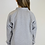 Thumbnail: Marl Grey Plain Trutex Sweatcardy