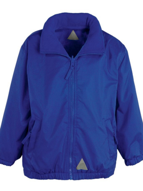 The Mistral Reversible Jacket in Dark Royal