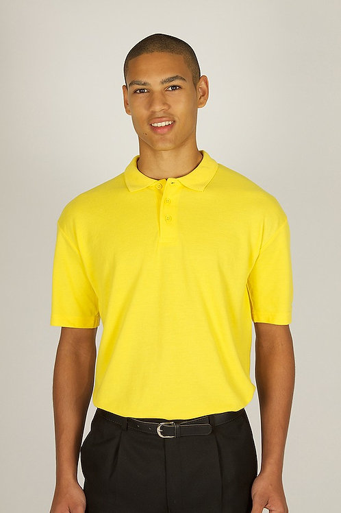 Plain Yellow Trutex Polo