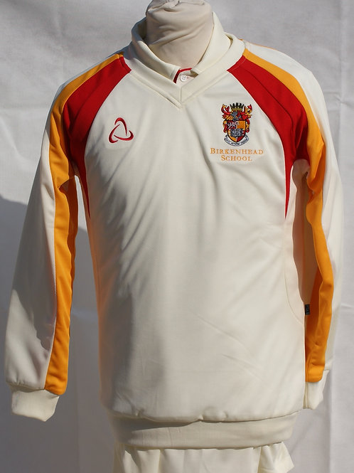 Long Sleeved Cricket Jumper