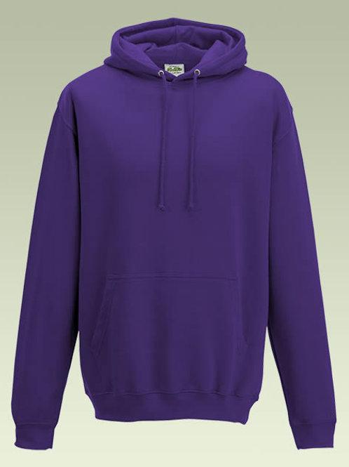 Purple AWD College Hoodie (JH001)