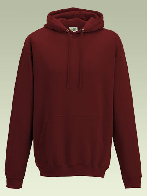Brick Red AWD College Hoodie (JH001)