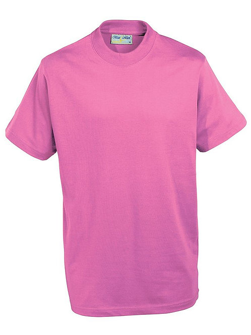 Pink  'Blue Max' Banner Champion T