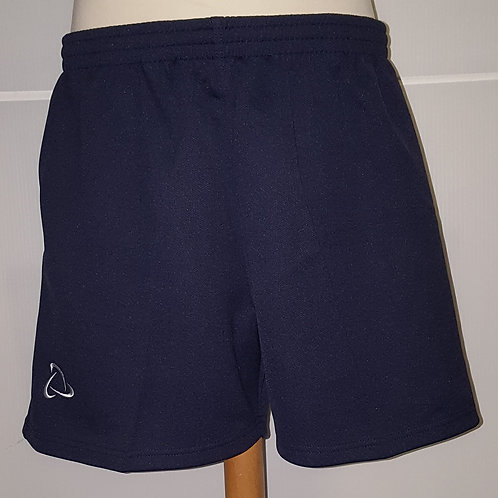 Navy Orion Rugby Shorts