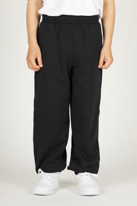 Black Junior Jog Pants