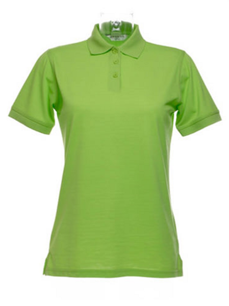 Lime KK703 Women's Klassic Polo
