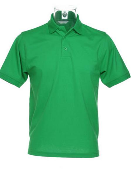 Kelly Green KK403 Men's Kustom Kit Polo