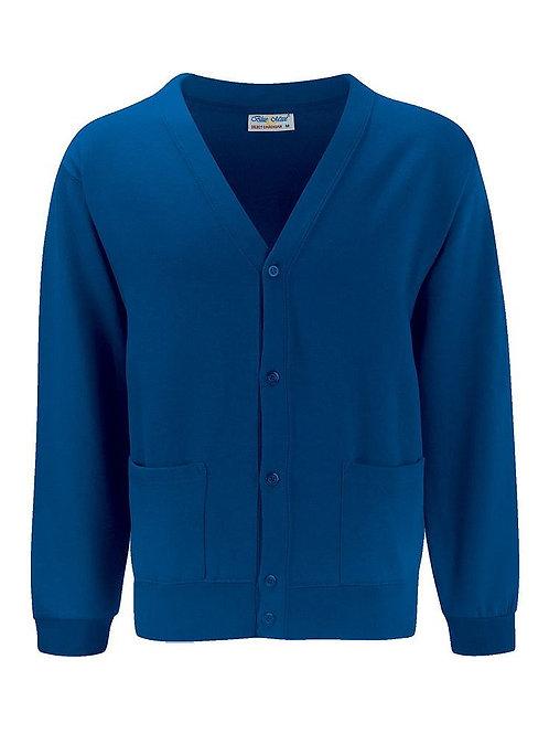 Dark Royal  'Blue Max'  Sweatshirt Cardigan