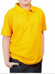 Yellow Woodbank Polo