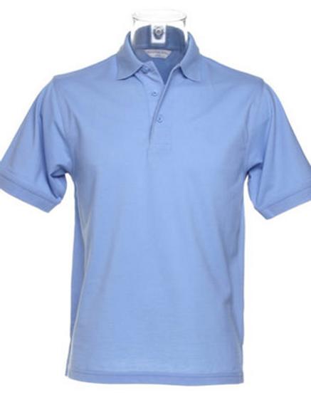 Light Blue KK403 Men's Kustom Kit Polo