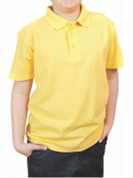 Gold Woodbank Polo