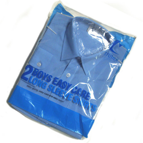 Blue Shirts (Twin Pack)