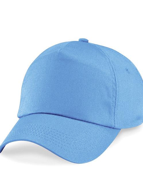 Sky Blue Beechfield Baseball Cap