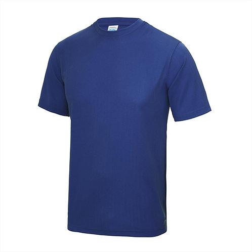 Wirral Met Military Prep. T-shirt