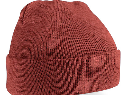 Rust B45 Original Cuffed Beanie