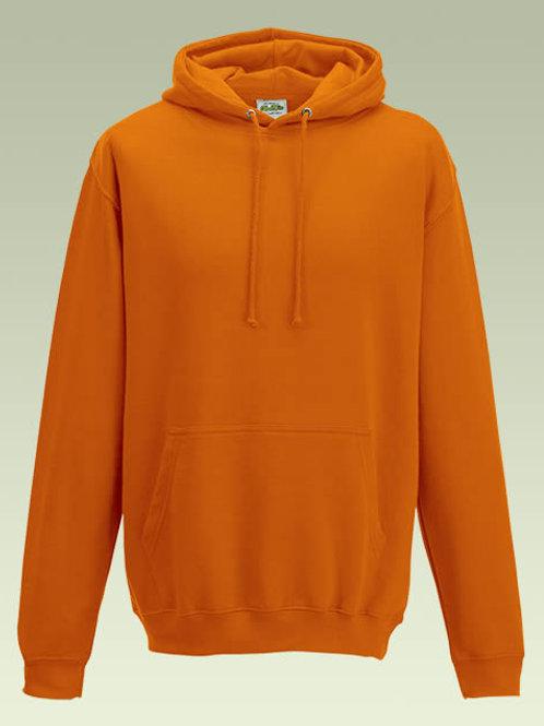 Orange Crush AWD College Hoodie (JH001)